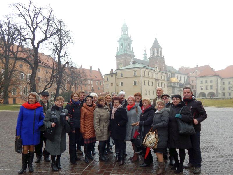 Wizyta studyjna w Krakowie